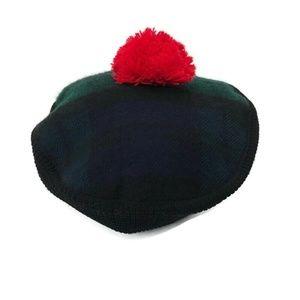 Lochcarron Vintage  Scottish Golf Wool Cap